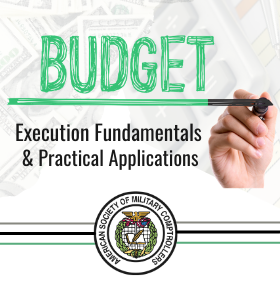 Mar 9th 1200 ET: Budget Execution Fundamentals...
